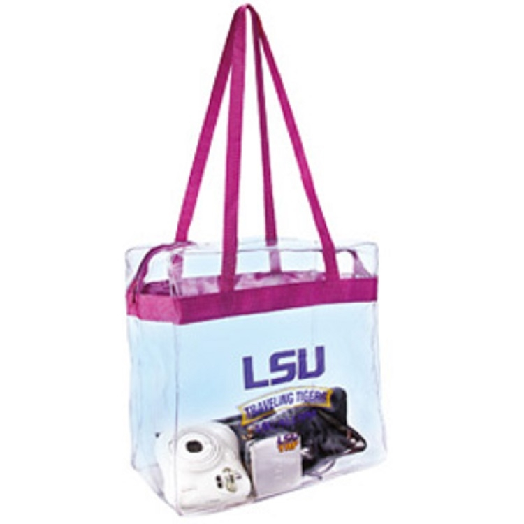 Famous Stadium Approved Zippered Tote