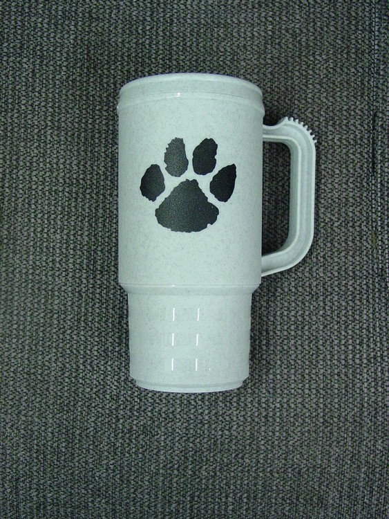 Travel Mug, Double Wall Insulated, Made in the USA