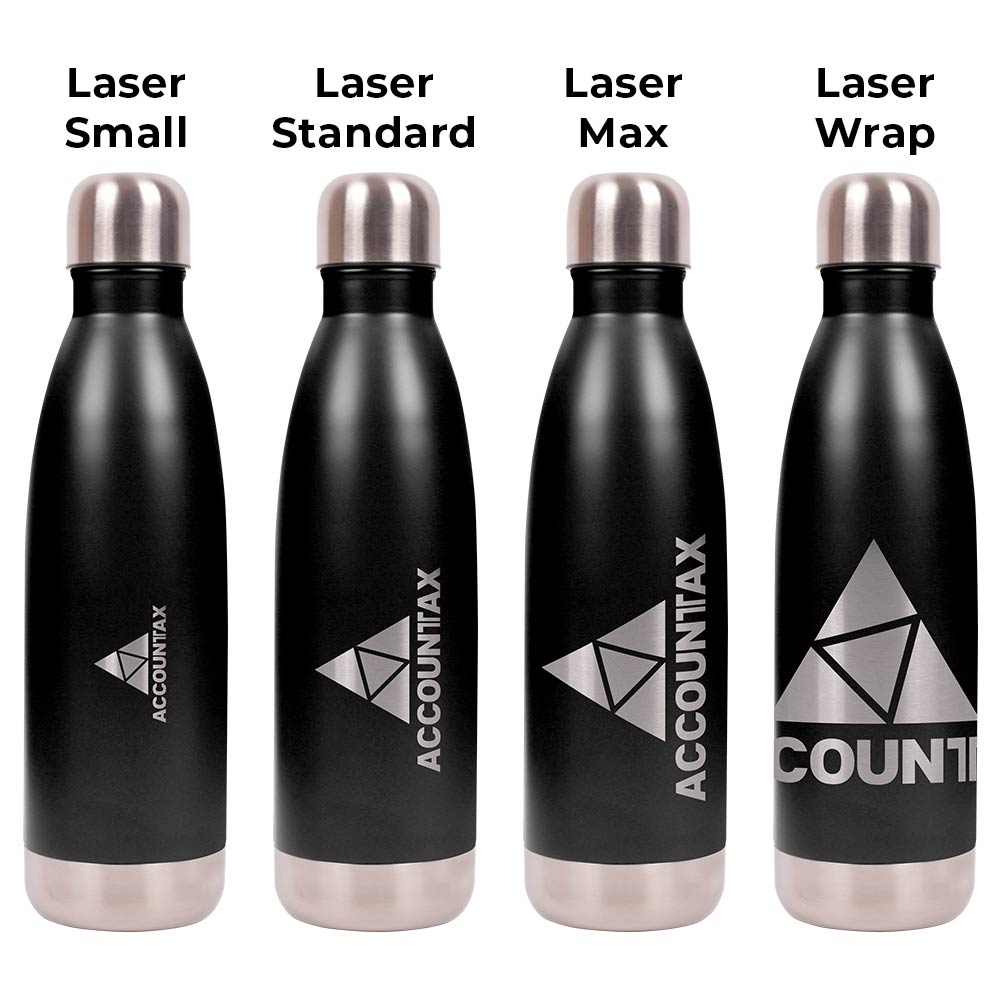 1aabb3e6e34 Hydro-Soul Insulated Stainless Steel Water Bottle - 16oz - S819 ...