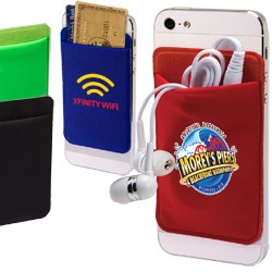 Lycra Custom Mobile Phone Pocket Wallet