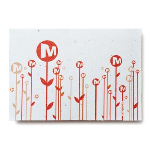 Seed Paper Card, Medium (PSC-Medium)