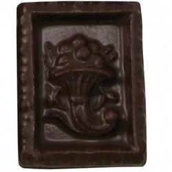 CHOCOLATE STAMP HORN OF PLENTY