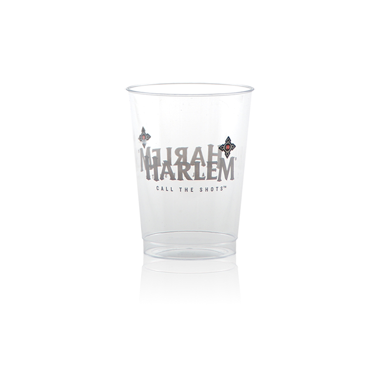10 oz Clear Hard Plastic Cup - Hi-Speed