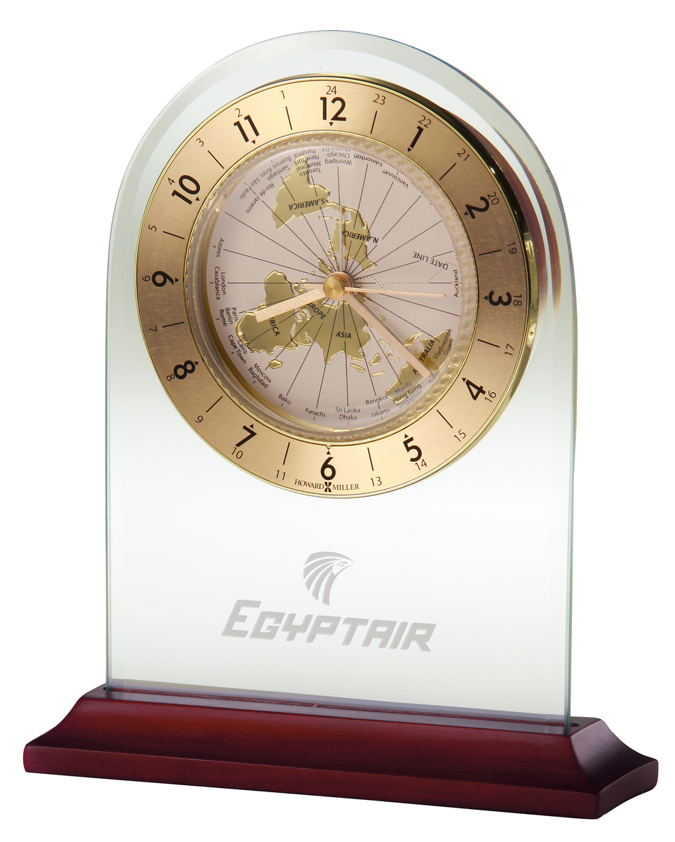 Howard Miller World Time Arch Clock 645 603 Wf Printing