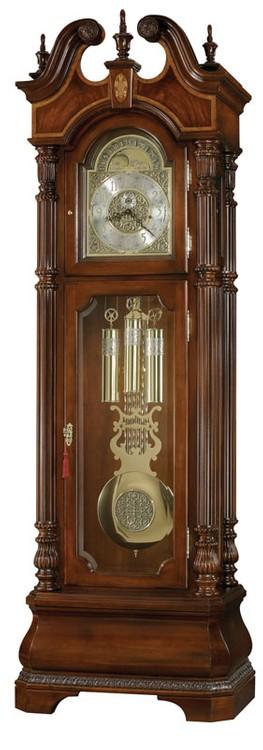 Howard Miller Eisenhower Presidential Collection floor clock