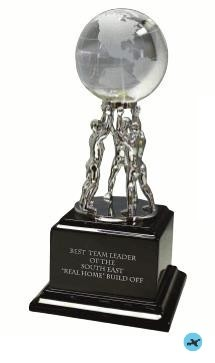 10 Crystal Globe Award