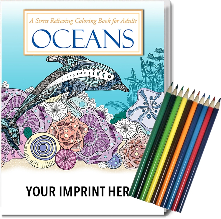 ADULT COLORING BOOK RELAX PACK
