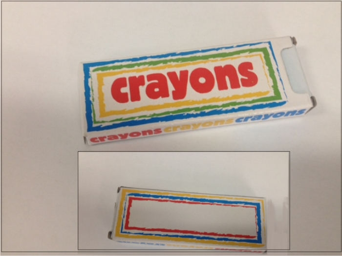 Crayons Blank