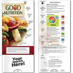 Pocket Slider - Good Nutrition