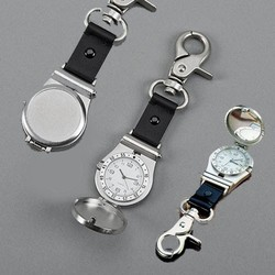 Clip On Watch W/ Cover (Incl. Strap)