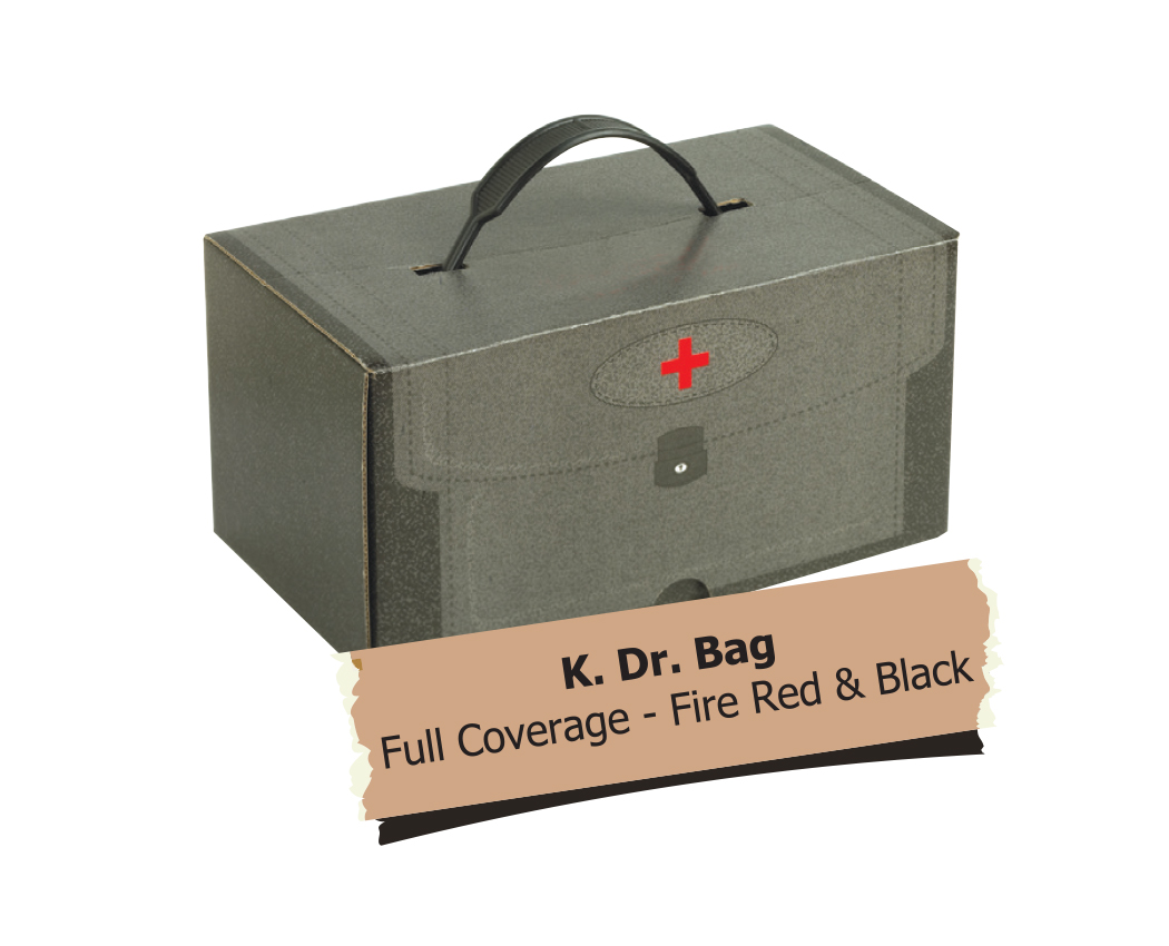 Box Graphic - Stock Art K