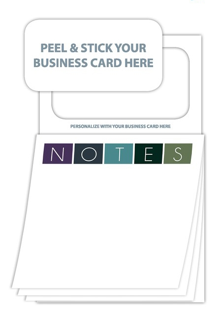 Magnetic Sticky Pad - Stock Notes (20 Sheet)
