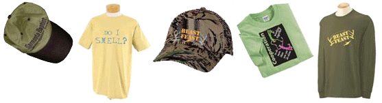 custom promotional hats & shirts