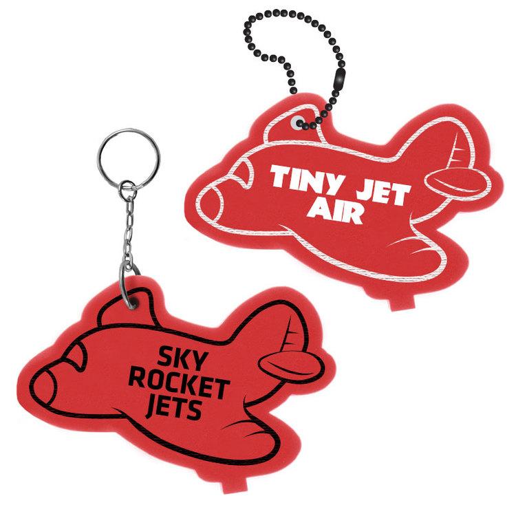 Plane Key Tag - Plane Key Tag