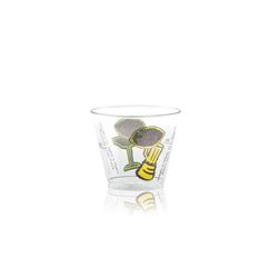 5 oz Clear Hard Plastic Rocks Cup - Hi-Speed