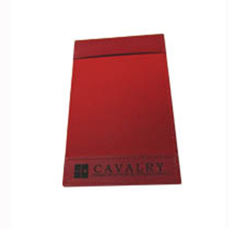 *CLOSEOUT* Bonded Leather jotter pad with note paper