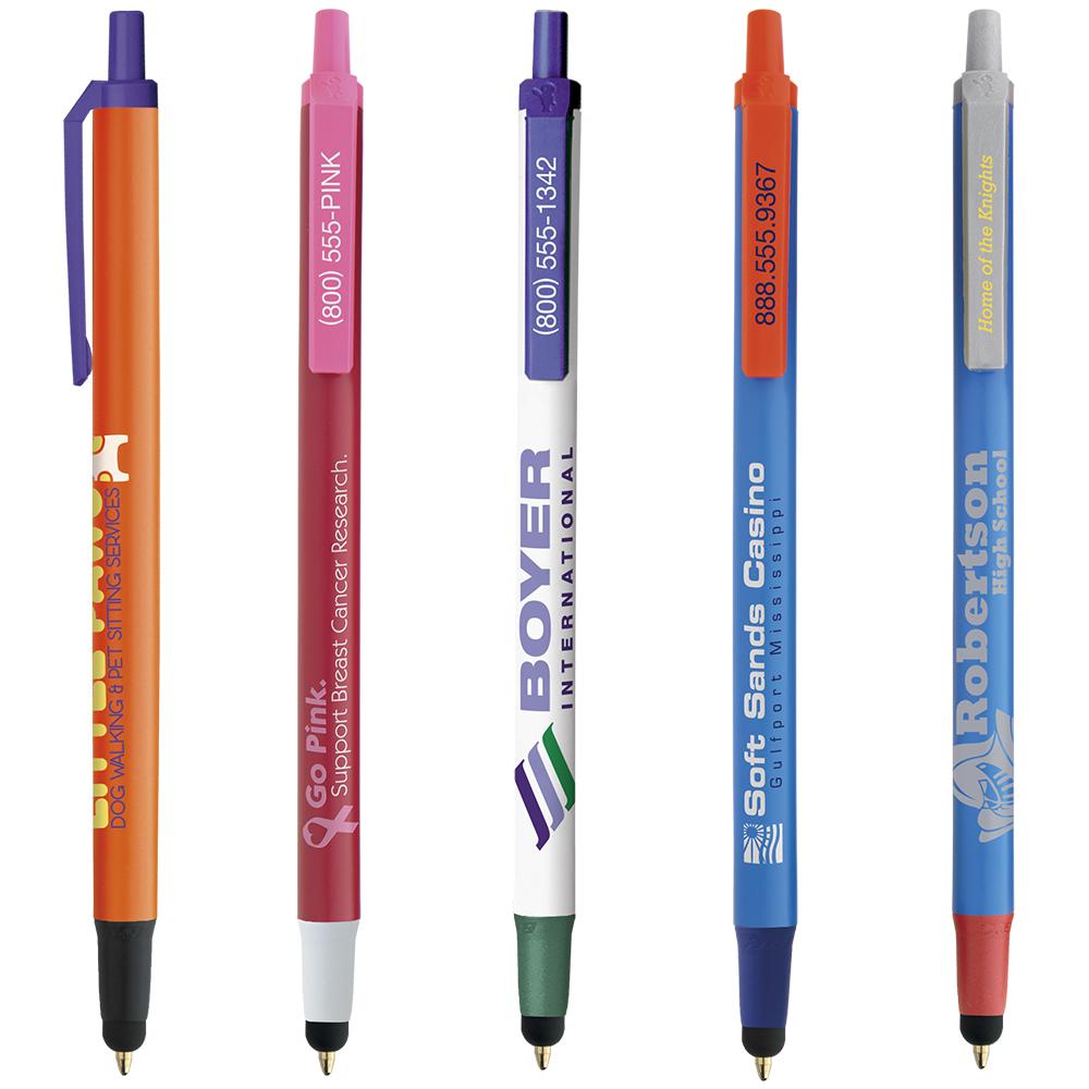 Bic Clic Stic Stylus Pen Cssty