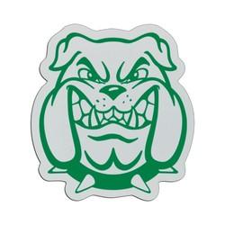 Sports Badges - 3 Bulldog Head