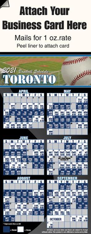 Professional Baseball-Toronto