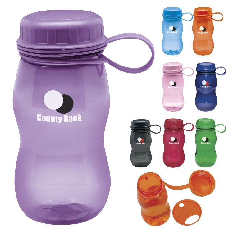 Bubble Bottle - 21 oz.