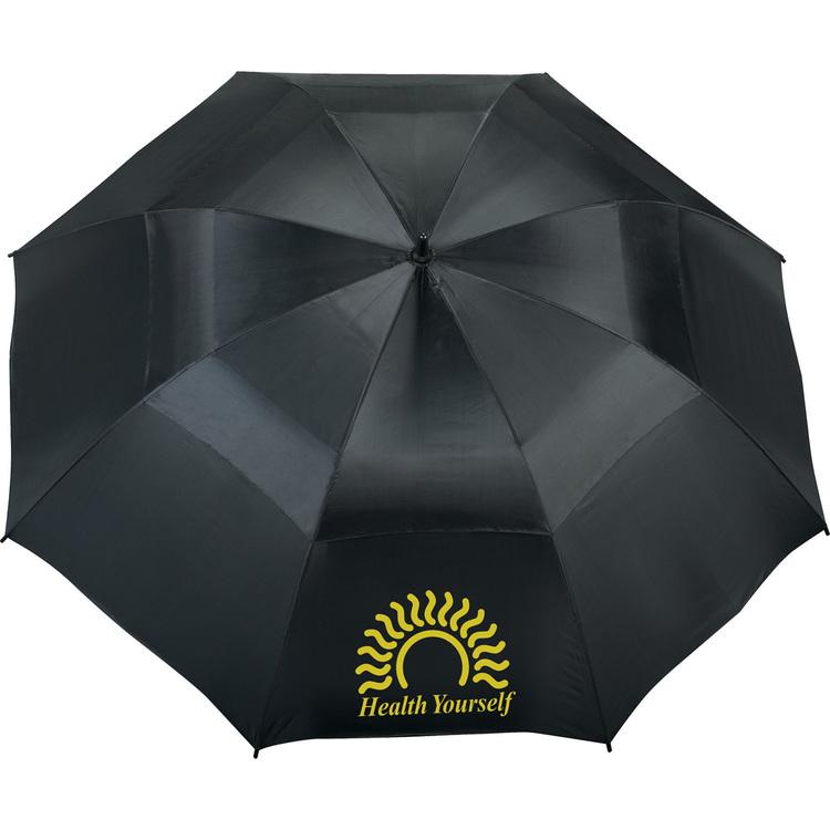 62 Course Vented Golf Umbrella