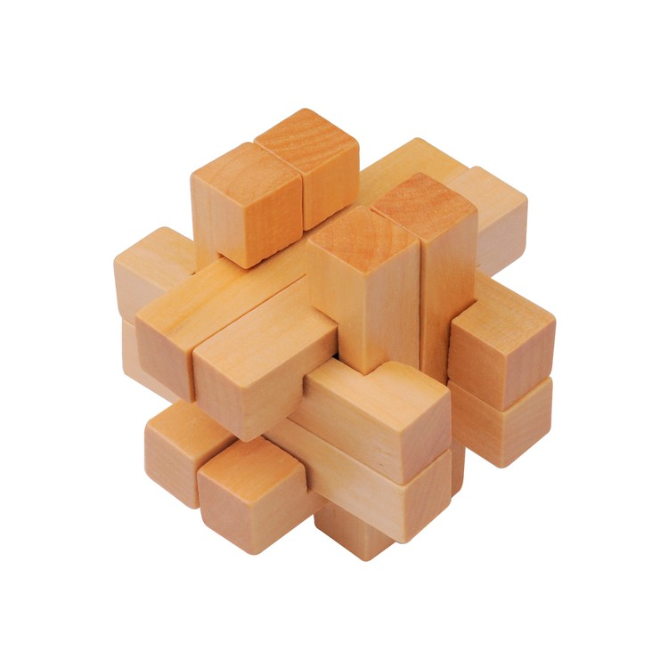 Mentored Wooden Puzzle