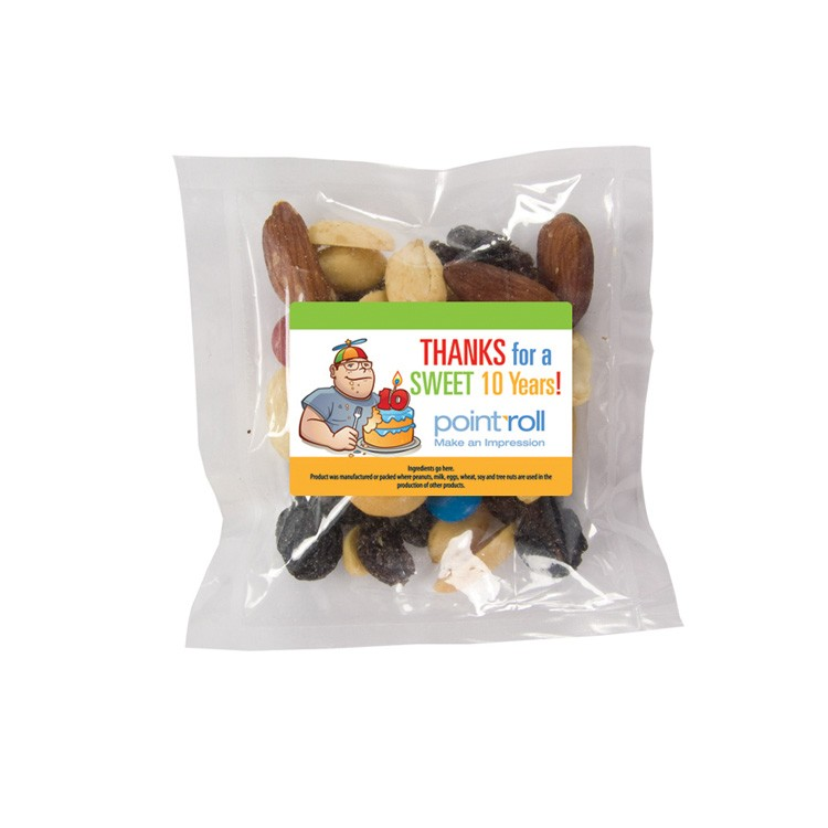 Large Promo Candy Pack with Trail Mix