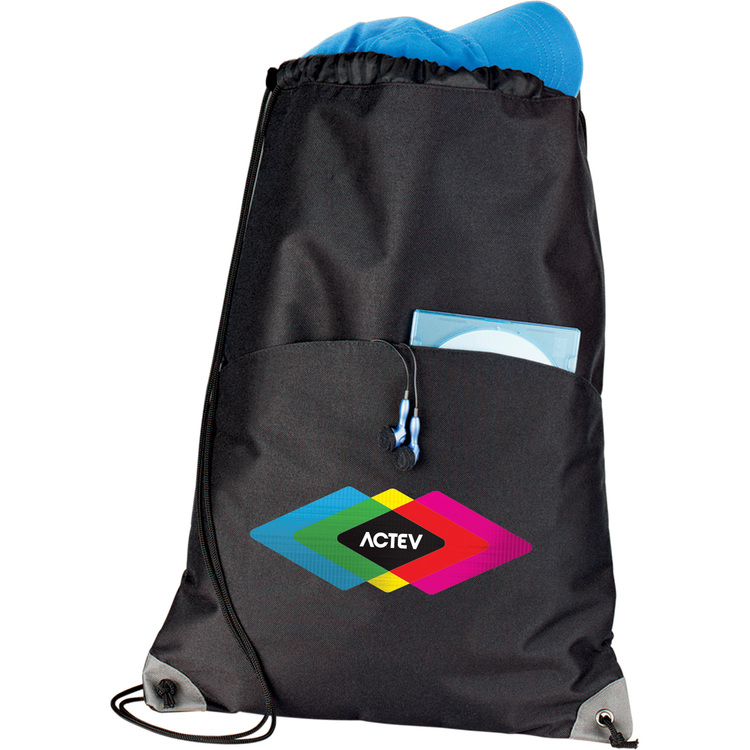 Profiles Drawstring Convention Tote