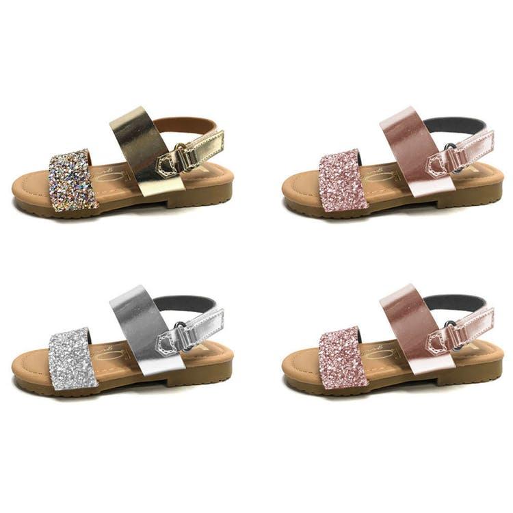 Metallic Sandal - Assorted - 2335779