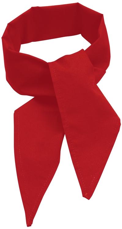 C22 Poplin Neckerchief Red
