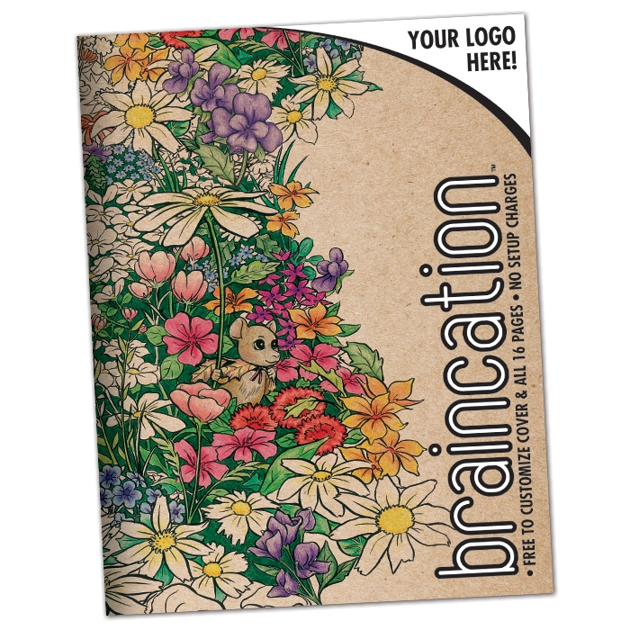 Adult Coloring Book FREE to CUSTOMIZE all 16 Pages