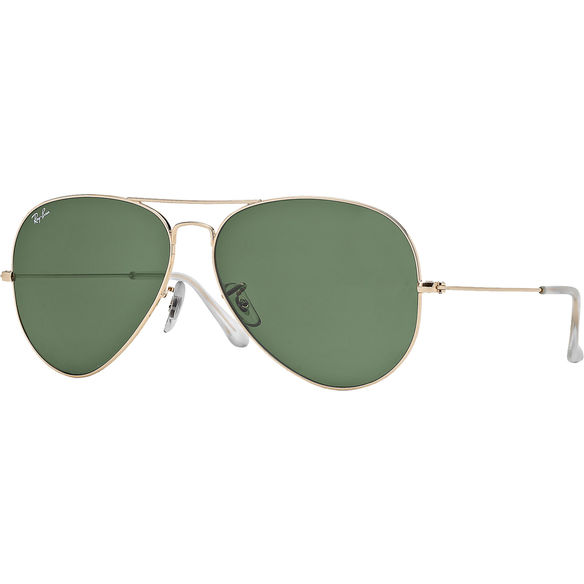 c94ee2a770501 Ray-Ban Aviator Sunglasses - Gold Green - 0RB302500162