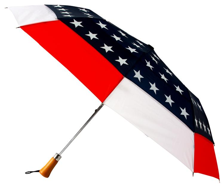 Ace Umbrella (American Flag)