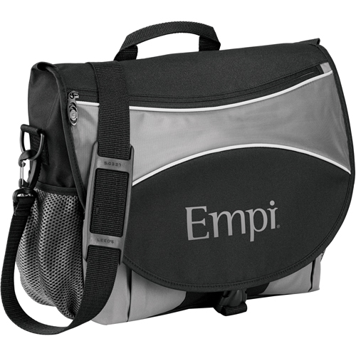 Stretch Compu-Mesenger Bag