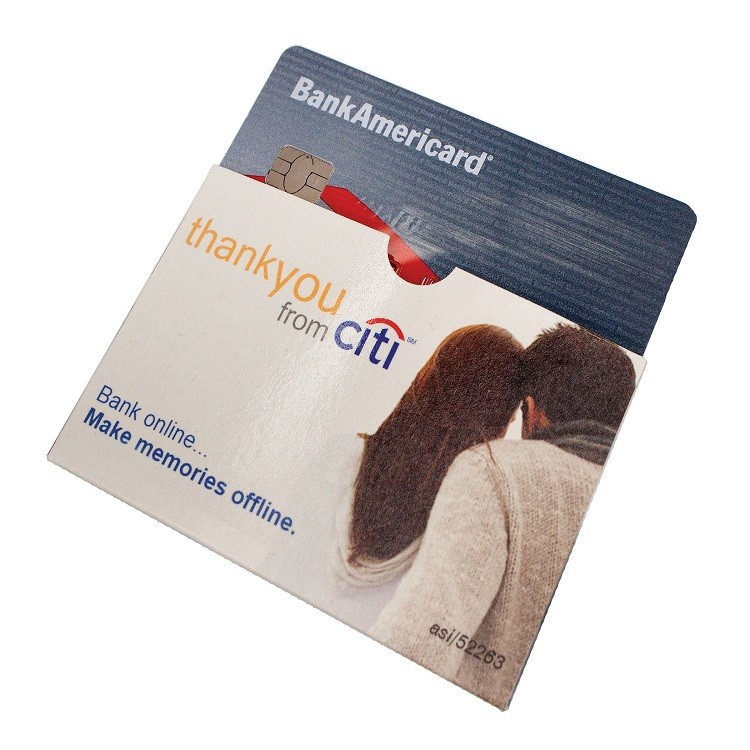 RFID Sleeve - Credit Card