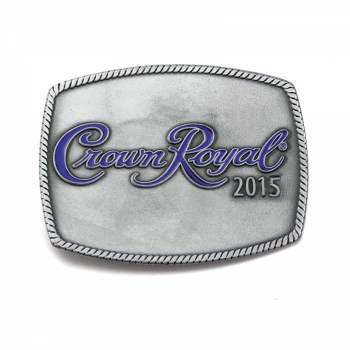 Pewter Belt Buckle (2 x 3 in)