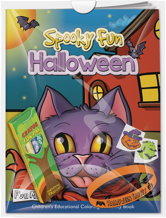 Halloween Combo Pak - Spooky Fun Halloween