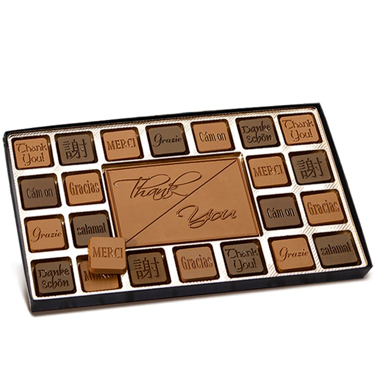 Thank You 45-Piece Chocolate Assortment - Express Collection