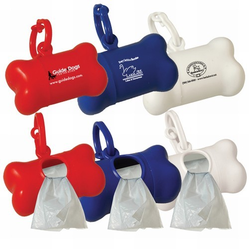 Dog Bone Shaped Waste Bag Dispenser