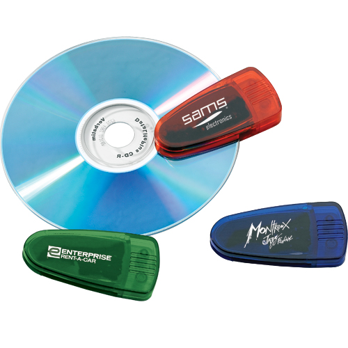 DVD, CD & Blue Ray Cleaner