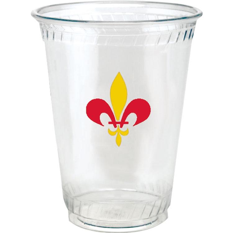 Clear Plastic Cup 16/18 oz. Tall