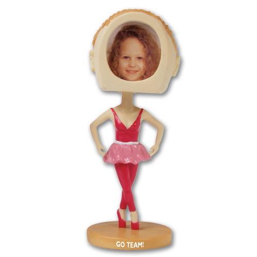 Ballerina Bobblehead