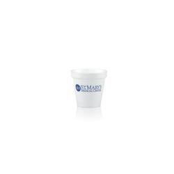 4 oz Foam Cup - White - Hi-Speed