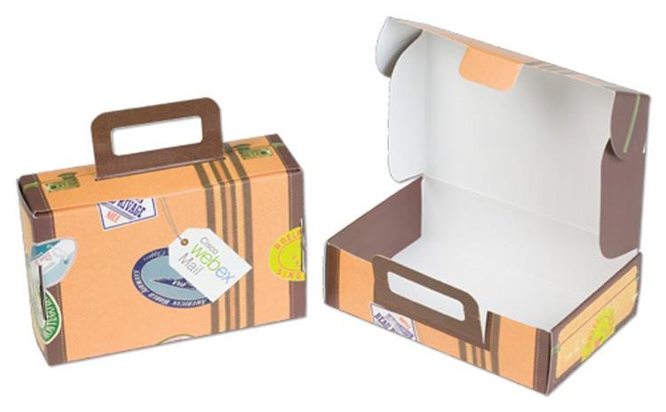 5 Quot X 3 3 8 Quot X 1 1 2 Quot Mini Suitcase Box Bxc 300 The Chest