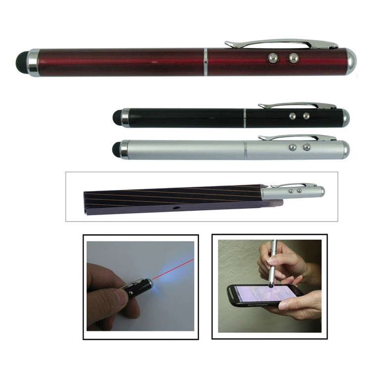 Touch Screen Stylus With Light