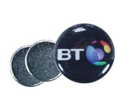 Custom Golf Ball Marker / Magnet Pin, large