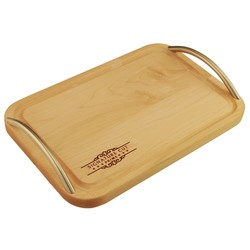 Wood Carving, Cutting & Serving Board, 12 x 8