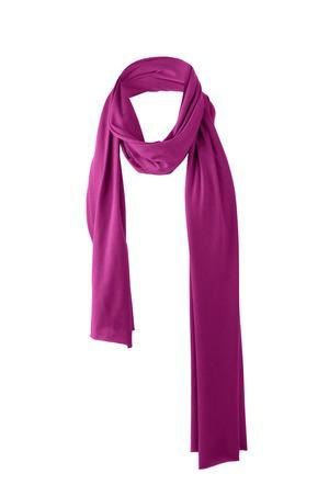 District - Cotton Blend Scarf.