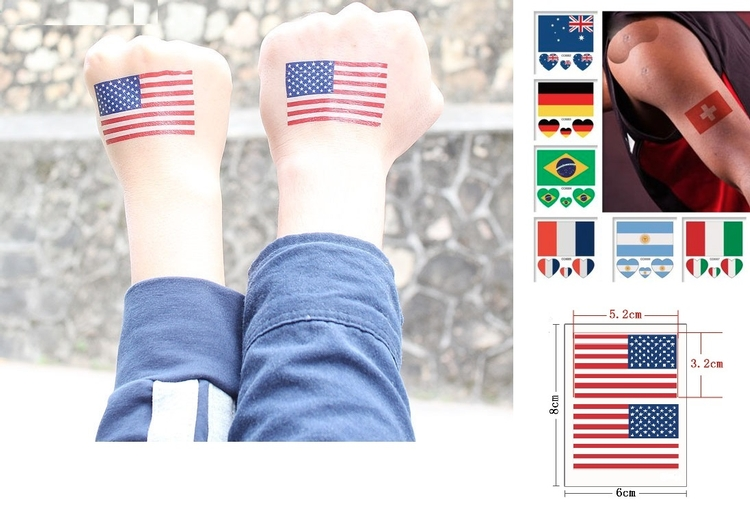 Temporary Tattoos - F920 | Lynch Promotional Products