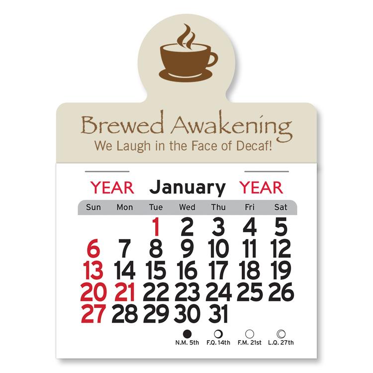 Peel-N-Stick™ Calendars
